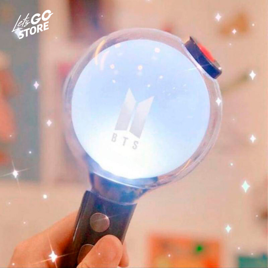 ✅ BTS LIGHT STICK - MAP OF THE SOUL (Edición Especial)