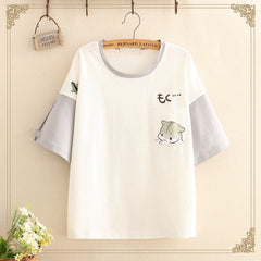 Camiseta cute - Vintage T-shirt