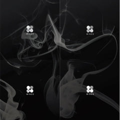 BTS BANGTAN  2do album - WINGS set 4 Versiones ( W + I + N + G )