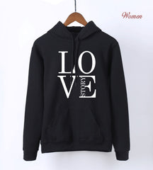 Sweater Kawaii - estampado LOVE