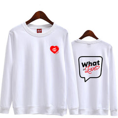 Sweater de Twice - What is Love