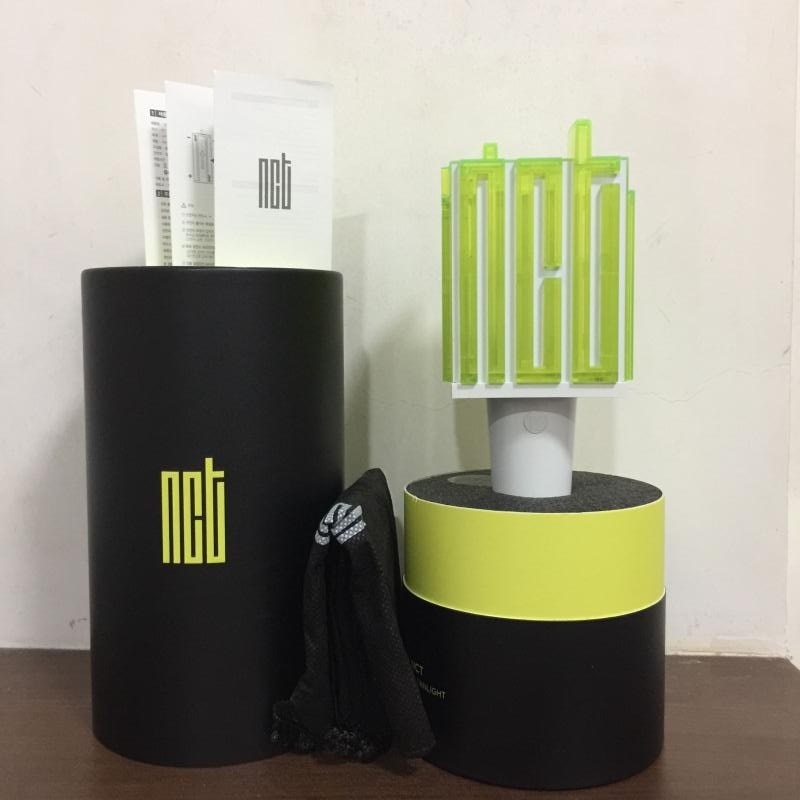 NCT Lightstick Oficial 💚