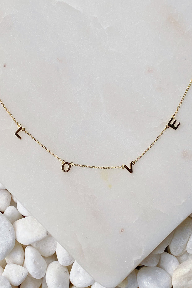 Love Necklace 1