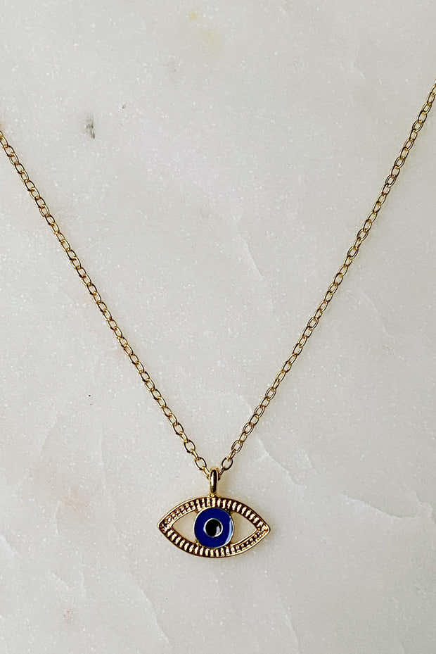 Clever Eye Necklace 1