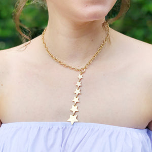The Antlia Star Necklace