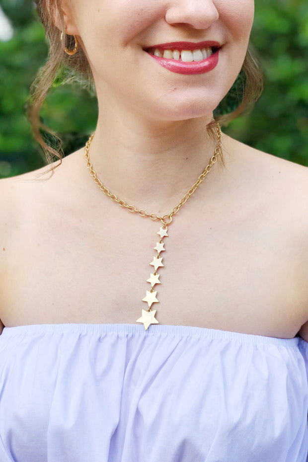The Antlia Star Necklace 1