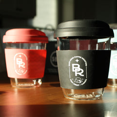 One Less Corporate Branding - Back Road Coffee Roasters