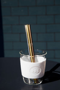 SoL Cups Stainless Steel Drinking Straws from One Less