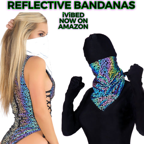 reflective-bandanas reflective-rave-clothing