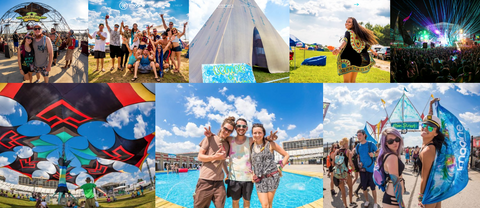 Welcome to the Aquatic Fairytale.  Imagine Music Festival (IMF) is an electronic dance music festival held in Atlanta, Georgia. Voted Top 30 festival in the world by Fest300, and Top Ten Emerging Music