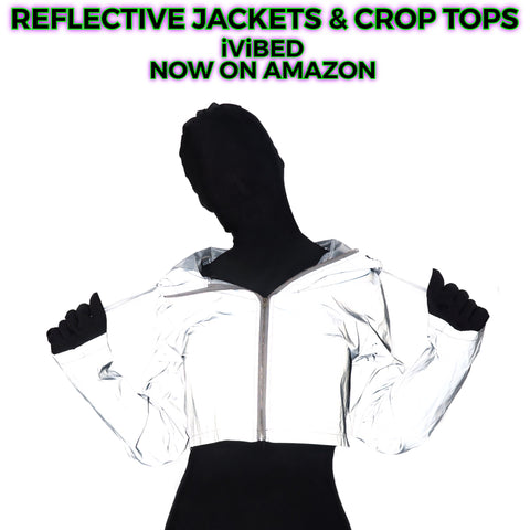 womens reflective jackets edm festival fashion ivibed rave clothes reflective-rave-clothing