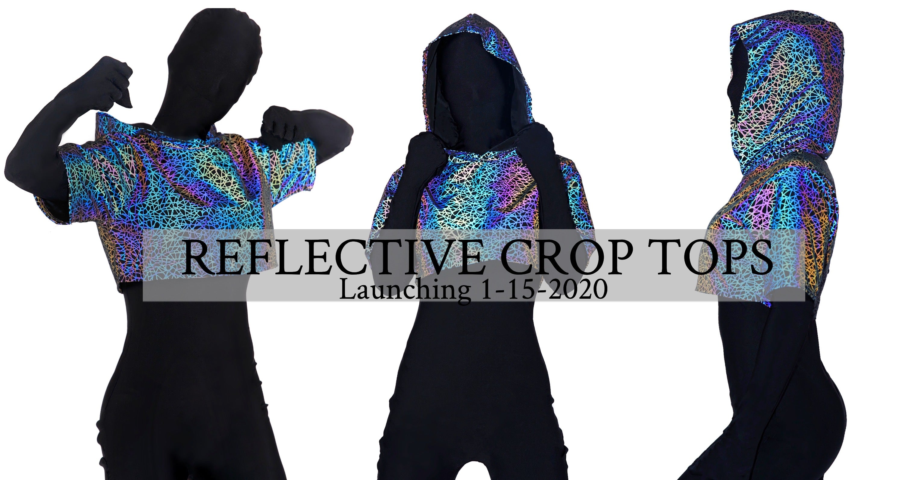 2020 reflective-rave-clothing reflective-crop-tops