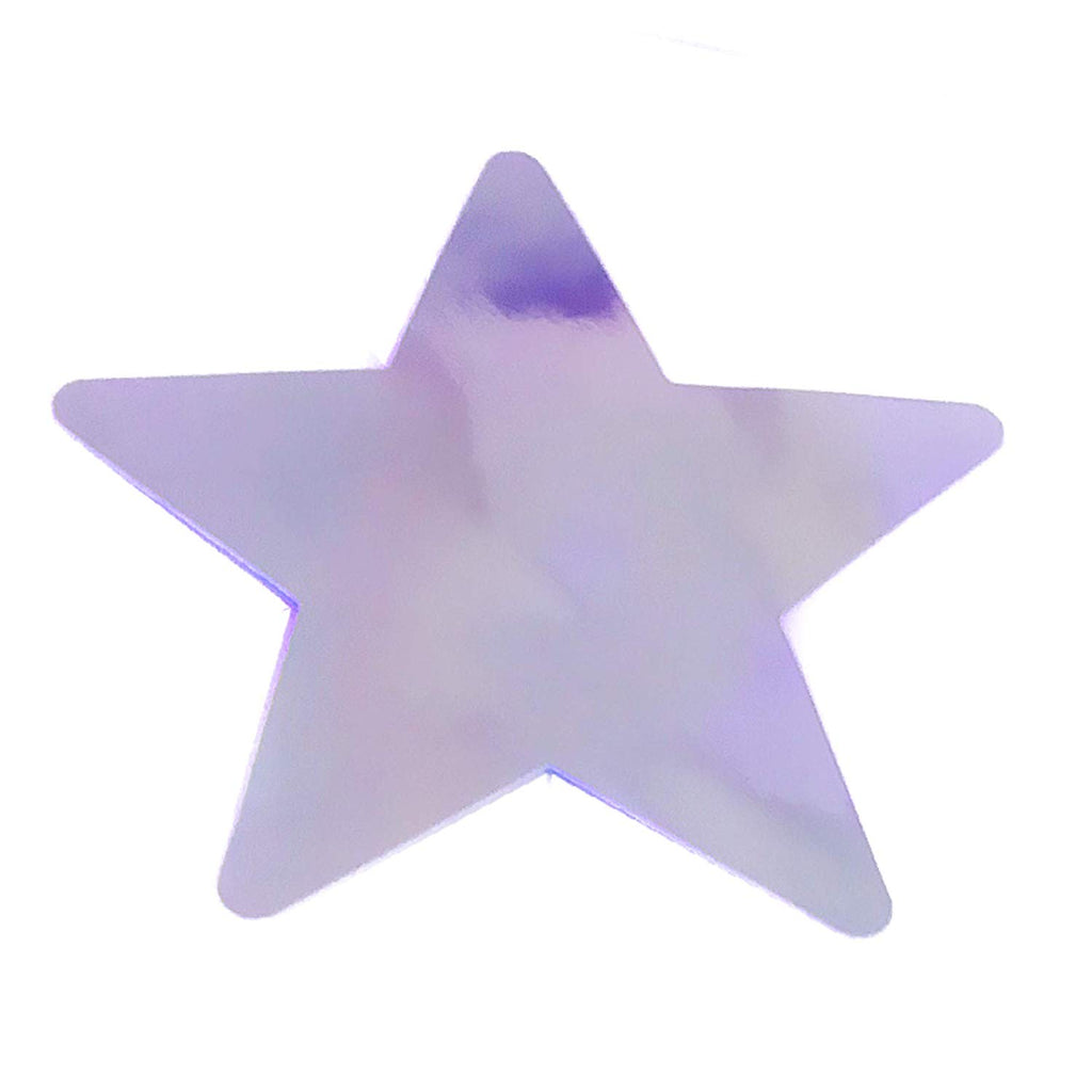 Rave Pasties EDM Festival - 2pk Hologram Star Plus