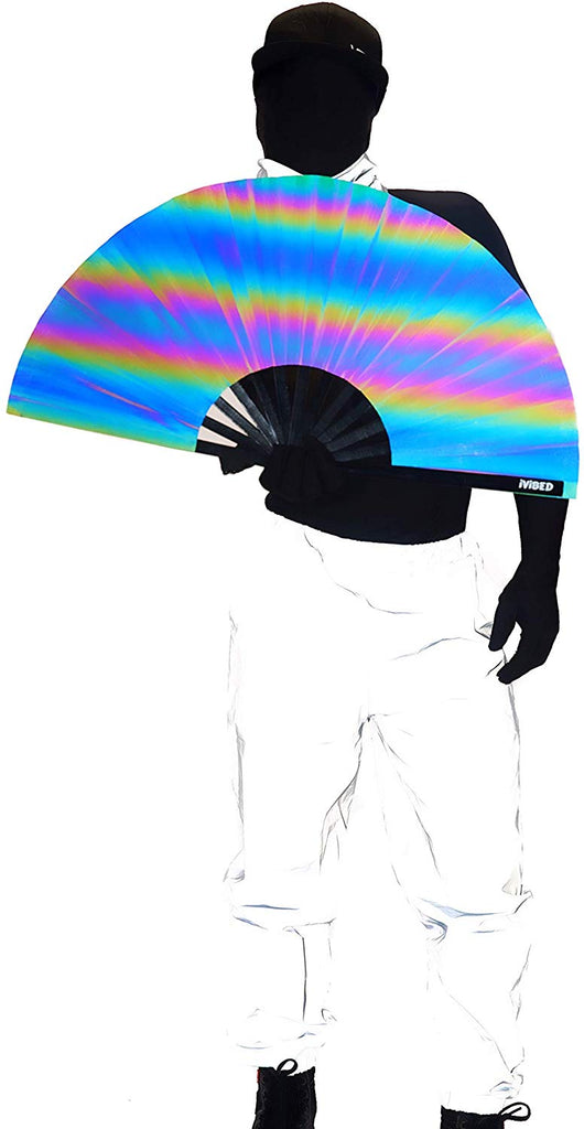 reflective-rave-clothing reflective-fans edm festival clothes
