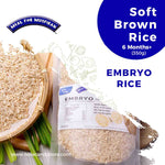 MFM Embryo Rice 350g (6M+)