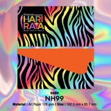 NH99 Rainbow Zebra Raya Envelopes