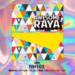 NH105 Triangles Raya Envelopes