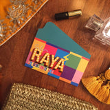 NH97 Colourful Raya Envelopes