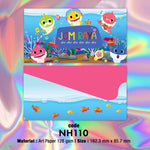 "NH110 ""Baby Shark"" Raya Envelopes"