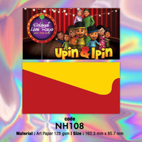 "NH108 ""Upin & Ipin"" Raya Envelopes"