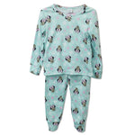 Minnie Baby Blue Pyjamas