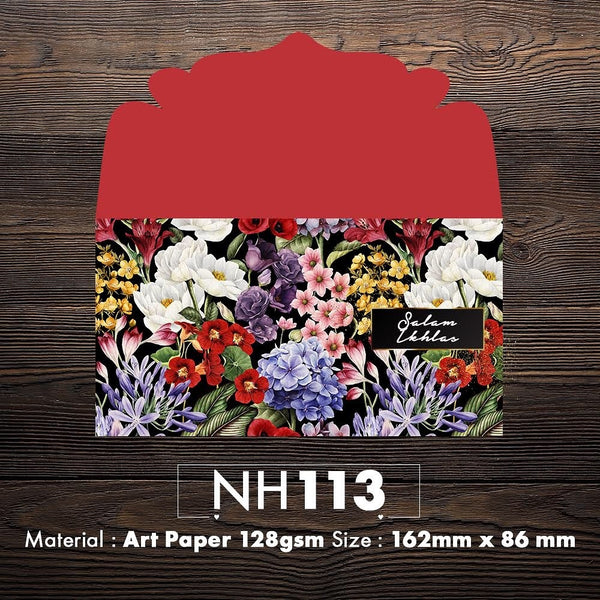 "NH113 ""Salam Ikhlas"" Envelopes *PREORDER*"