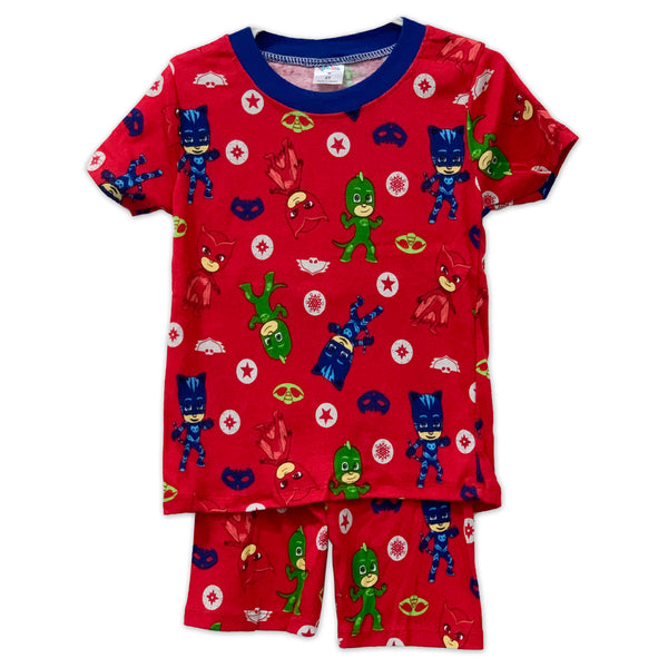 Red PJ Mask Playset