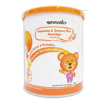 NATUFOODIES Japonica & Quinoa Rice Porridge Sweet Potato & Pumpkin 230g (6M+)
