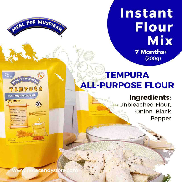 MFM Tempura All-Purpose Flour Mix 200g (7M+)