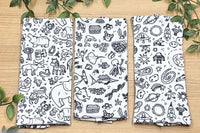 DrawnBy: Fashion Bandana (ADULT SIZE)