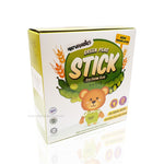 NATUFOODIES Green Peas Rice Sticks (12M+)