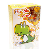 HAPPIE MAMA Rice Snack Banana 30g/3 x10g (6M+)