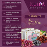 NUFIYA Organic Milk Booster (Advance) PLUS