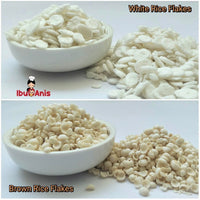 IBU ANIS White Rice Flakes 100g (7M+)