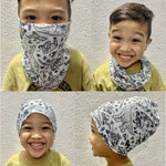 DrawnBy: Fashion Bandana (CHILD SIZE)