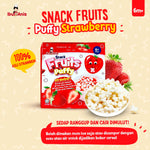 IBU ANIS Strawberry Puff 10g x 3 (6M+)