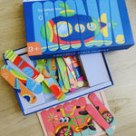 Creative Strip Puzzle Set