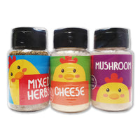 HAYS Mushroom 20g/Cheese 30g/Mixed Herbs 20g Set (8M+)