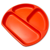 Red Silicone Suction Plate