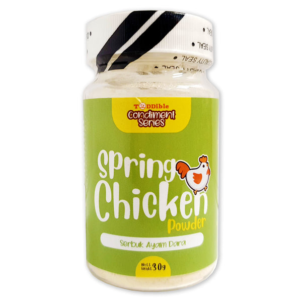 TODDIBLE Spring Chicken Powder 30g (6M+)
