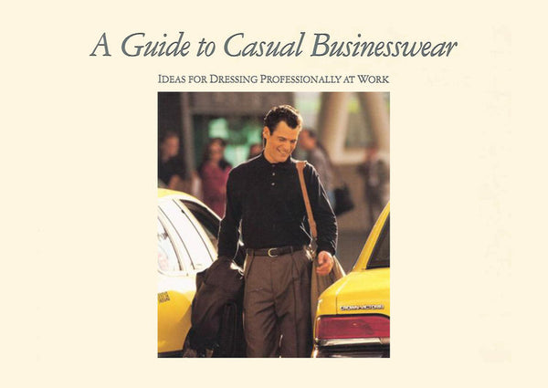 guide to casual businesswear