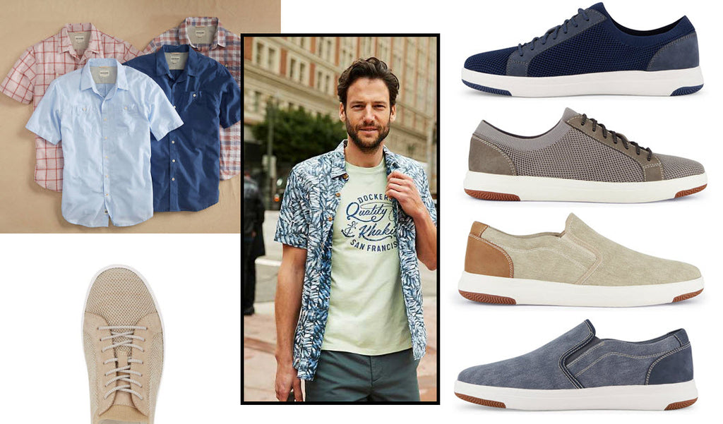 Head To Toe Looks For Spring Layering