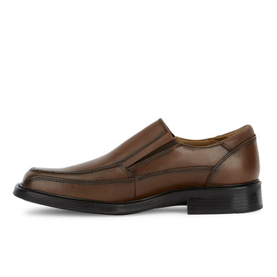 Tan-Dockers Mens Proposal Genuine Leather Business Dress Slip-on Loafer Shoe