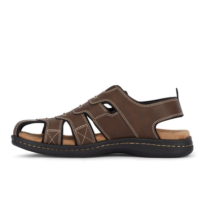 Briar-Dockers Mens Searose Casual Comfort Outdoor Sport Fisherman Sandal Shoe