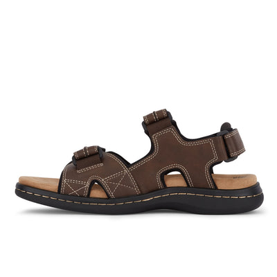 Briar-Dockers Mens Newpage Casual Comfort Outdoor Sport Adjustable Sandal Shoe