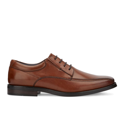 Whiskey-Dockers Mens Endow 2.0 Genuine Leather Business Dress Lace-up Oxford Shoe