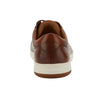 Dark Brown-Dockers Mens Gilmore Genuine Leather Casual Fashion Lace-up Sneaker Shoe