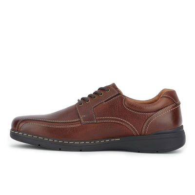 Briar-Dockers Mens Maclaren Genuine Leather Dress Casual Rubber Sole Oxford Shoe