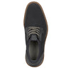 Dark Navy-Dockers Mens Einstein Knit/Leather Dress Casual Oxford Shoe with NeverWet