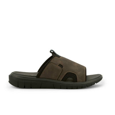 Chocolate-Dockers Mens Shawn Casual Outdoor Sandal Shoe with SupremeFlex Outsole